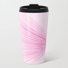 Line 2 Metal Travel Mug