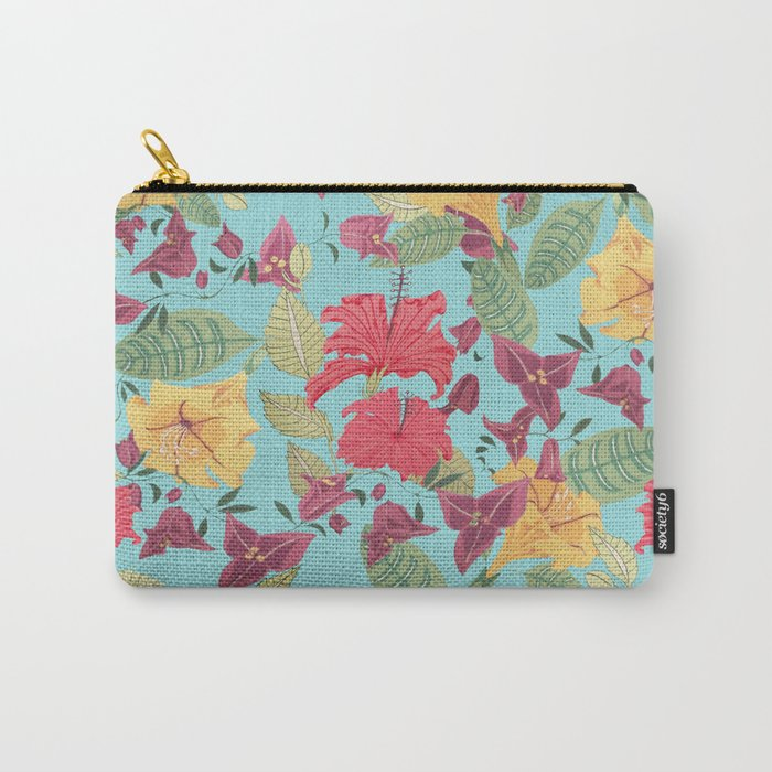 Maroc Tropicana Carry-All Pouch