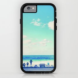 cardiff by the sea iPhone Case