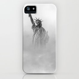 Statue of Liberty, NY iPhone Case