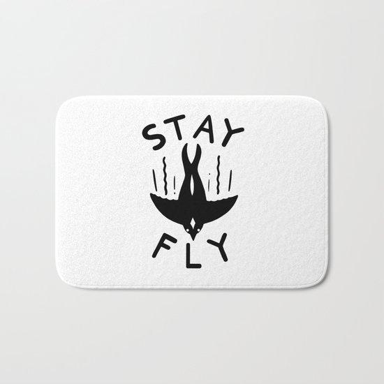 ST\Y FLY Bath Mat