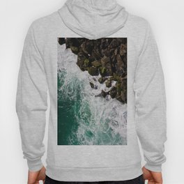 Sea and Rocks Hoody