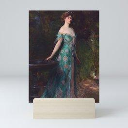 "John Singer Sargent ""Millicent Duches of Sutherland"" Mini Art Print"