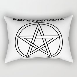 TRULY #BLESSEDBAE INVERSE Rectangular Pillow