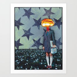Hiroshimher Art Print