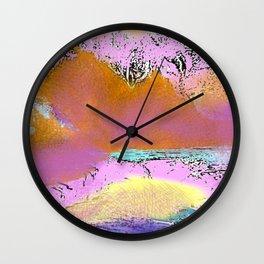 Autumn Storybook Wall Clock