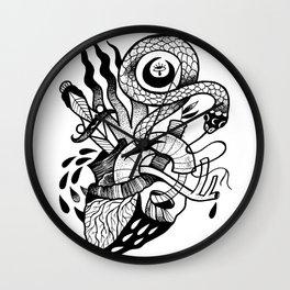 HEARTHOLOGY Wall Clock