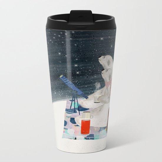 the stargazers Metal Travel Mug