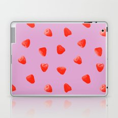 Raspberry Heaven Laptop & iPad Skin