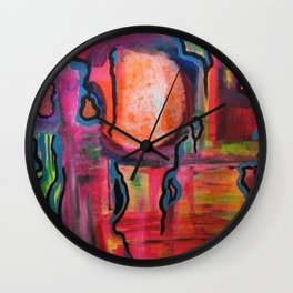 Eye SEE Wall Clock