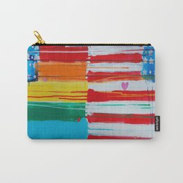 Flags for the Future 10 Carry-All Pouch