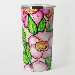 Briar Roses Framed Travel Mug