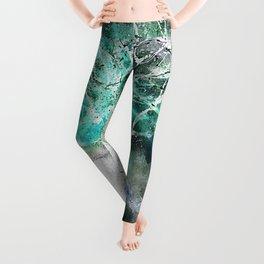 Space mushroom Leggings