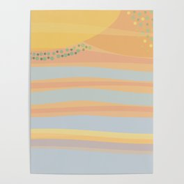 Nr. 19 - Here comes the sun Poster