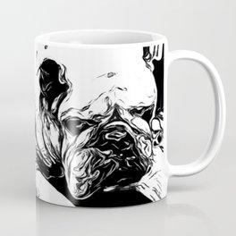 Bulldog Rico says Hello Coffee Mug
