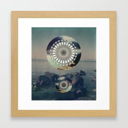 Transdescence Framed Art Print