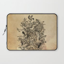 Blooming Flight Laptop Sleeve