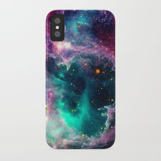 Pillars of Star Formation iPhone Case