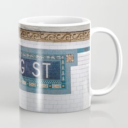 Spring Street Subway Coffee Mug