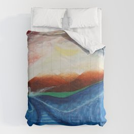 WALK BY FAITH Comforters