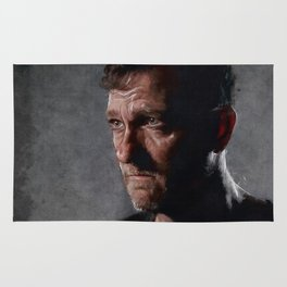 Richard From The Kingdom - The Walking Dead Rug