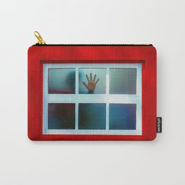 Stopping Hand Carry-All Pouch