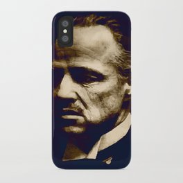 Godfather - I will make him an offer he can't refuse iPhone Case