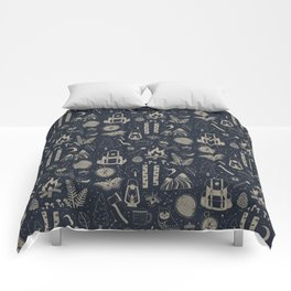 Into the Woods: Stargazing Comforters