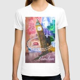 London centre T-shirt