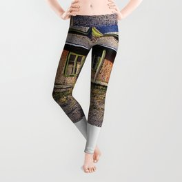 Rustic Homestead Leggings