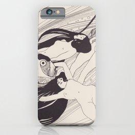 Fish Blood iPhone Case