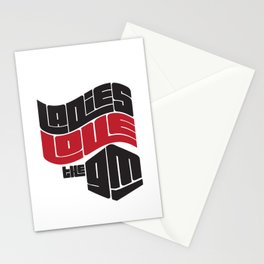 Ladies Love the GM Stationery Cards