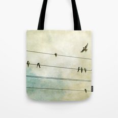 Spread My Wings And Fly Tote Bag
