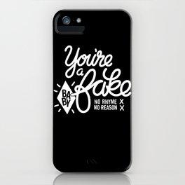 Fake iPhone Case