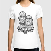 """planet of the apes T-shirts featuring Mutants from """"Beneath The Planet Of The Apes"""" by Andysocial Industries"""