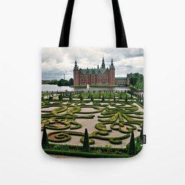 Frederiksborg Castle Tote Bag