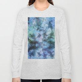 Abstract Net 3 Long Sleeve T-shirt