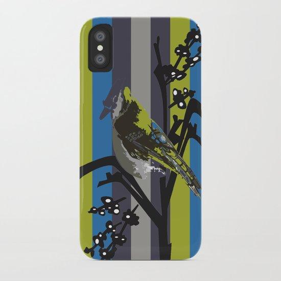 VANISHING BIRD iPhone Case