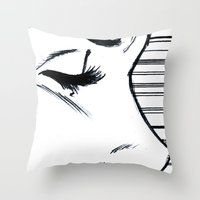 sports Throw Pillows featuring Sports by notalkingplz
