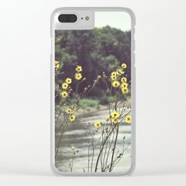 Overlooking Clear iPhone Case