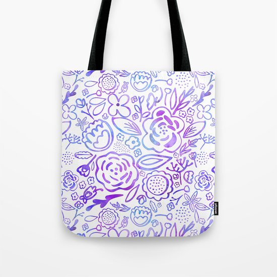 A Profusion of Flowers Tote Bag