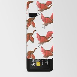 Cranes Android Card Case