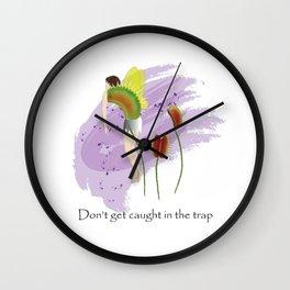 Fairy Dust Wall Clock