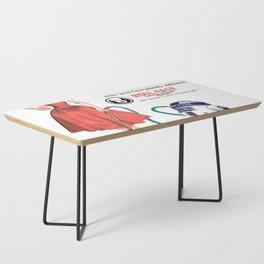 R2D2 Vacuum Coffee Table