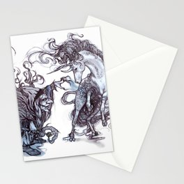 The Witch's Captive Stationery Cards