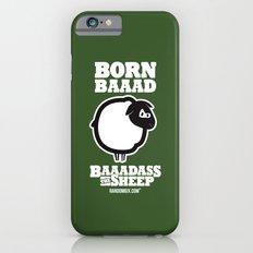 Baaadass the Sheep: Born Baaad Slim Case iPhone 6s