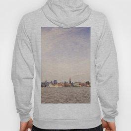 New York City - Skyline Cityscape Hoody
