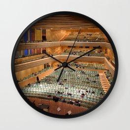 Mupa Budapest Wall Clock