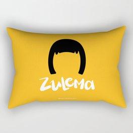 Zulema Vis a Vis - Najwa Nimri Rectangular Pillow