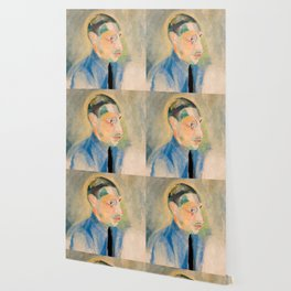 Igor Stravinsky (1882 – 1971) by Robert Delaunay in 1918 Wallpaper